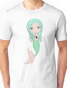 I Heart Mermaids - 3rd of 4 Unisex T-Shirt