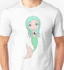 I Heart Mermaids - 3rd of 4 Slim Fit T-Shirt