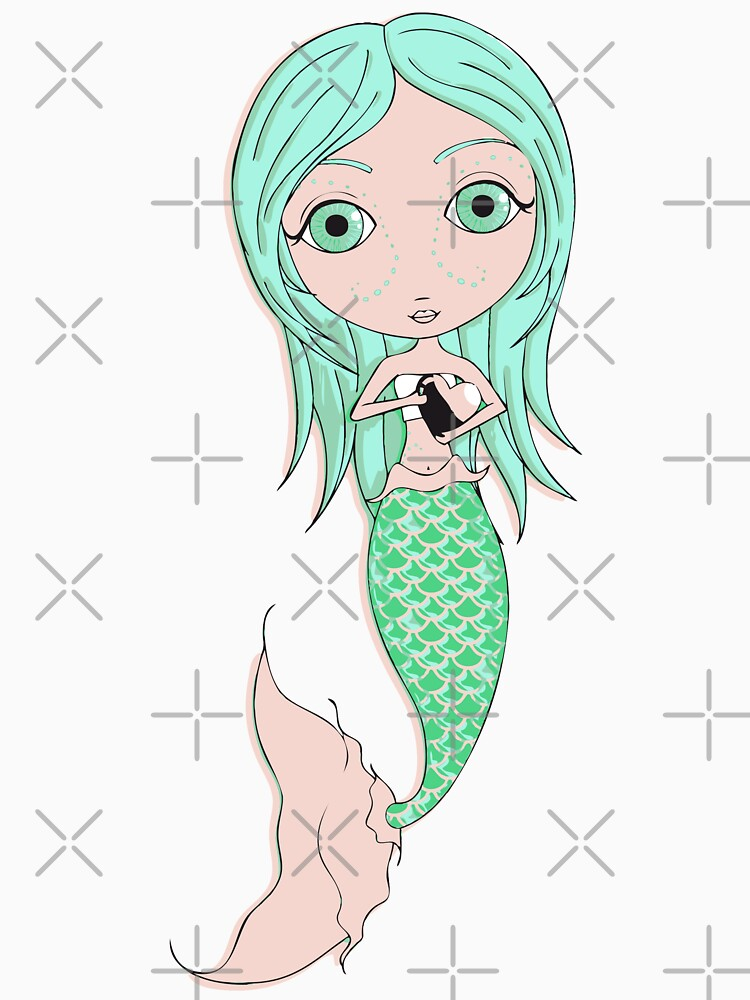 I Heart Mermaids - 3rd of 4 by LittleMissTyne