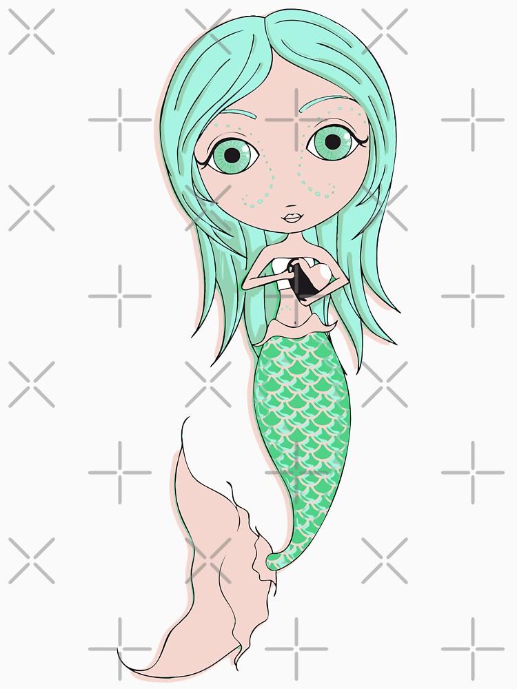 I Heart Mermaids - 3rd of 4 by LittleMissTyne