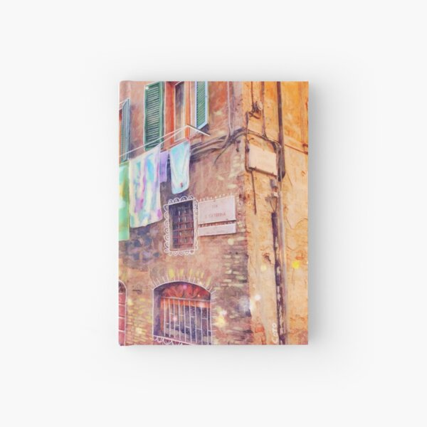 Siena II Hardcover Journal