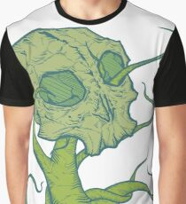 Consumed by Plant (Green) Graphic T-Shirt