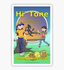 Hi' Tone Book Cover Sticker