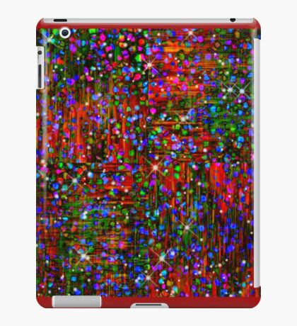 A colorful starry night iPad Case/Skin