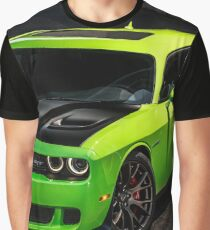 DODGE CHALLENGER  Graphic T-Shirt