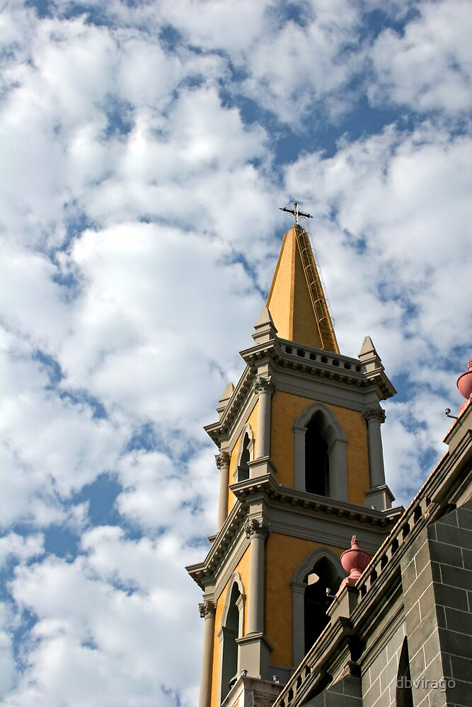 Mazatlan Church by dbvirago