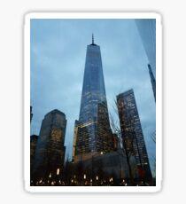 World Trade Center Sticker