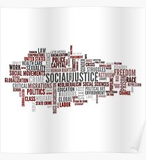 Social Justice Poster