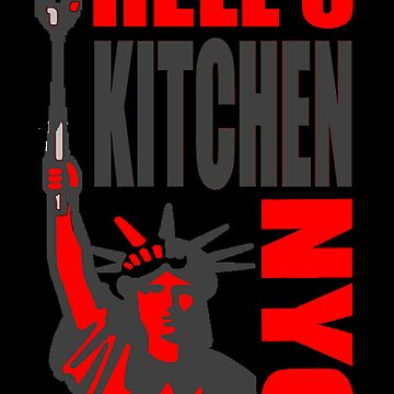 Liberty Hell's Kitchen Print by Urban59