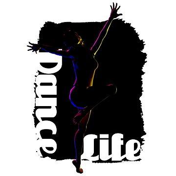 Dance Life 6 by Casegrfx