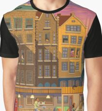 Scene #38: 'The Boathouse' Graphic T-Shirt