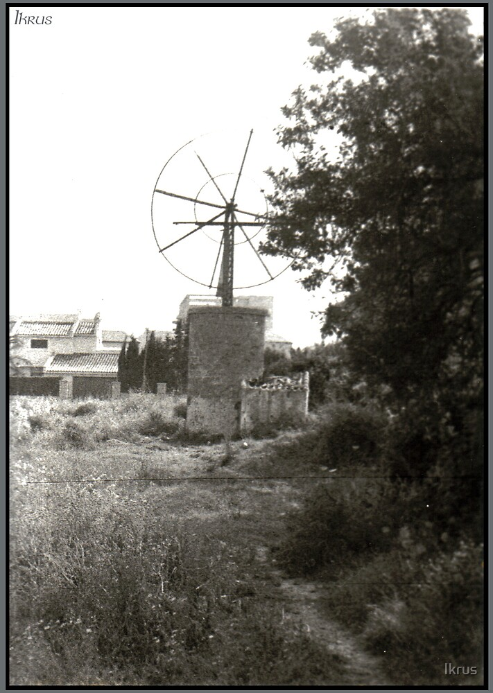The Old Mill by Ikrus