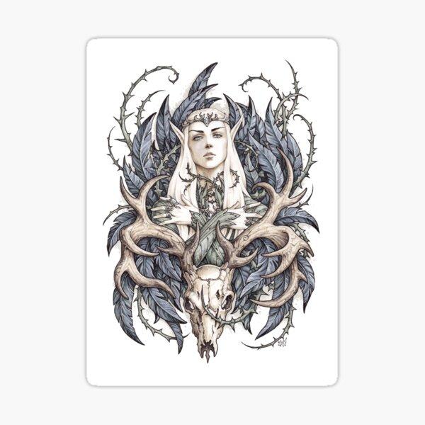 Elvenking Sticker