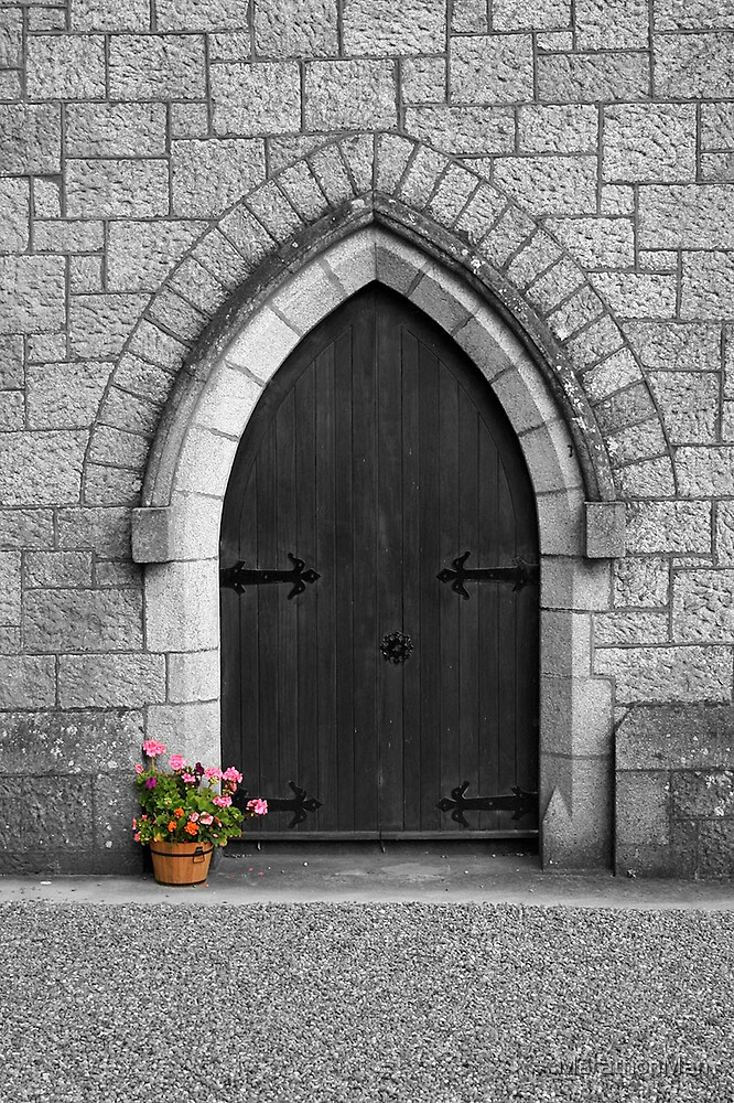 Church Doorway by MarathonMan