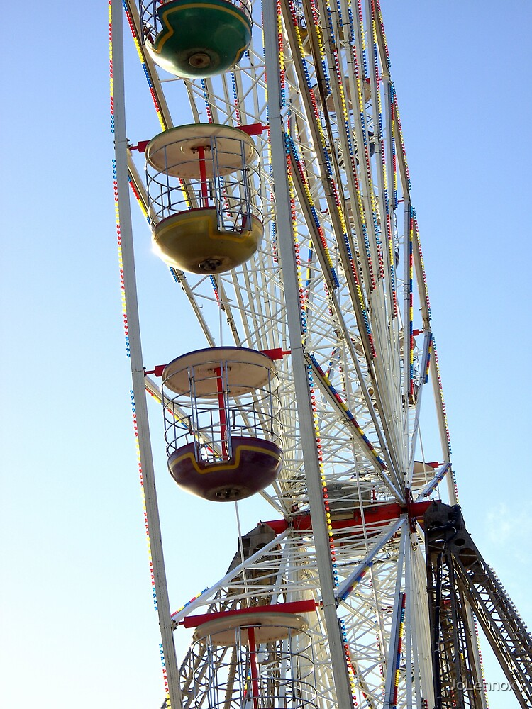 Big Wheel by JoLennox