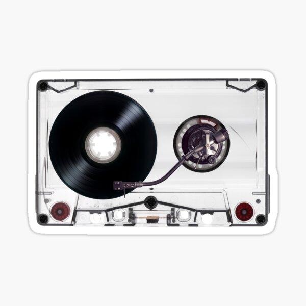 Magnetic Vinyl Sticker