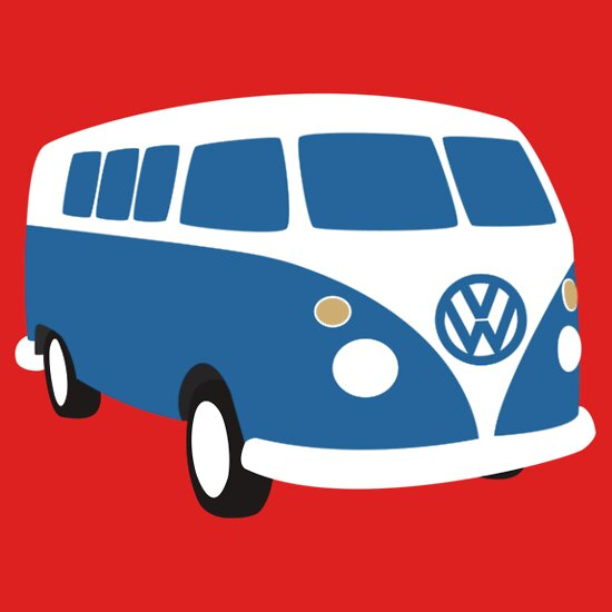 TShirtGifter presents: VW Bus