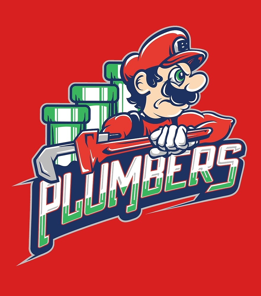 Brick City Plumbers by CoDdesigns