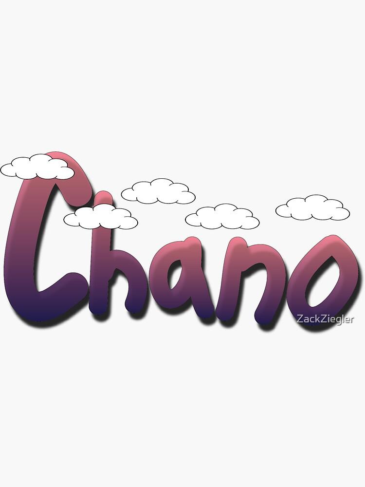 Chance the Rapper - Chano by ZackZiegler