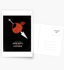Minimalist Poster : Snow White And The Huntsman Postcards