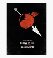 Minimalist Poster : Snow White And The Huntsman Photographic Print