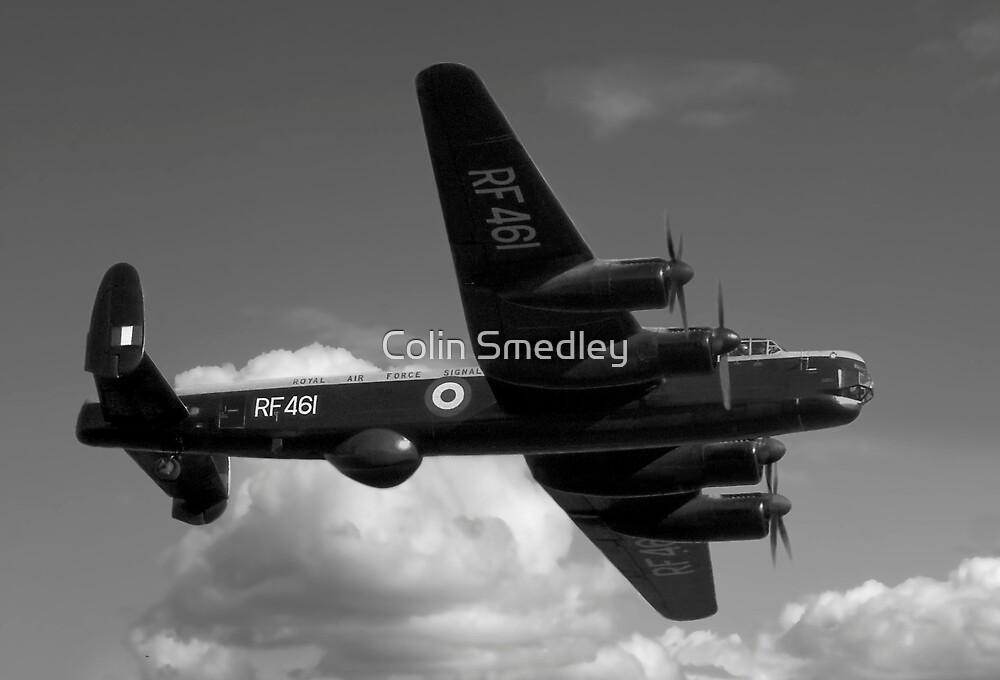 Avro Lincoln B.2/4A RF461 by Colin Smedley
