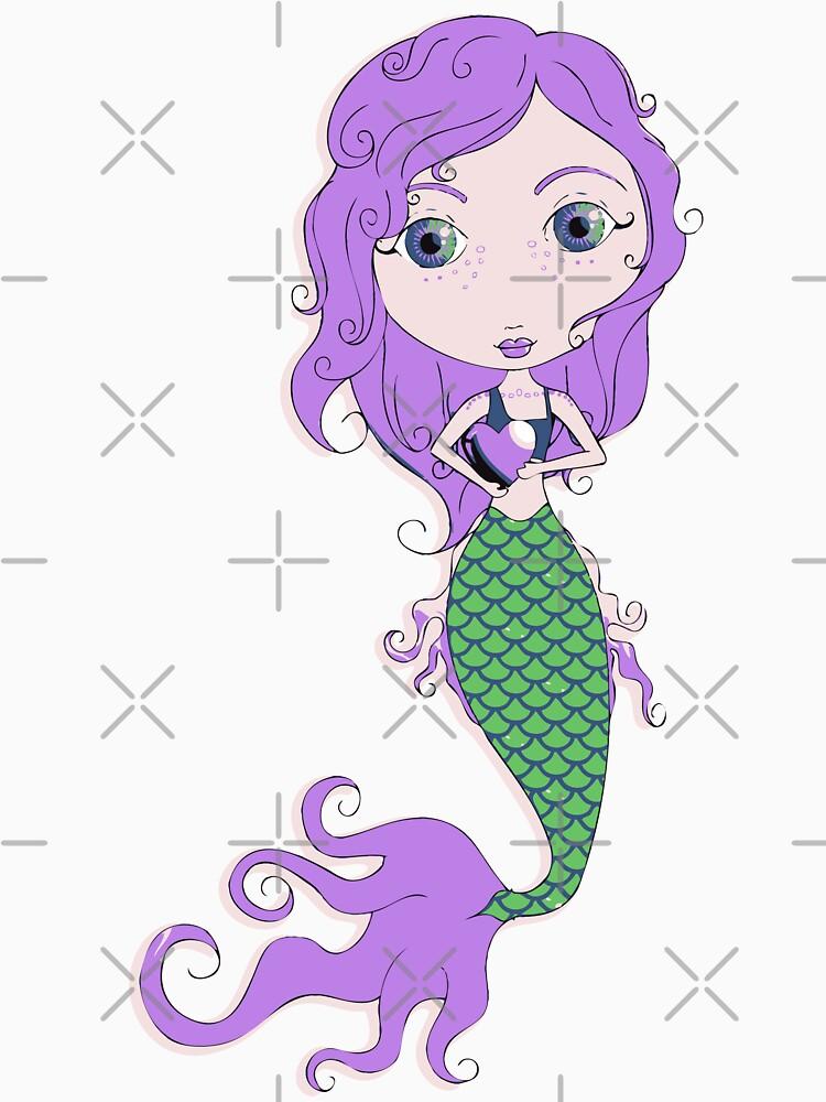 I Heart Mermaids - 2nd of 4 by LittleMissTyne
