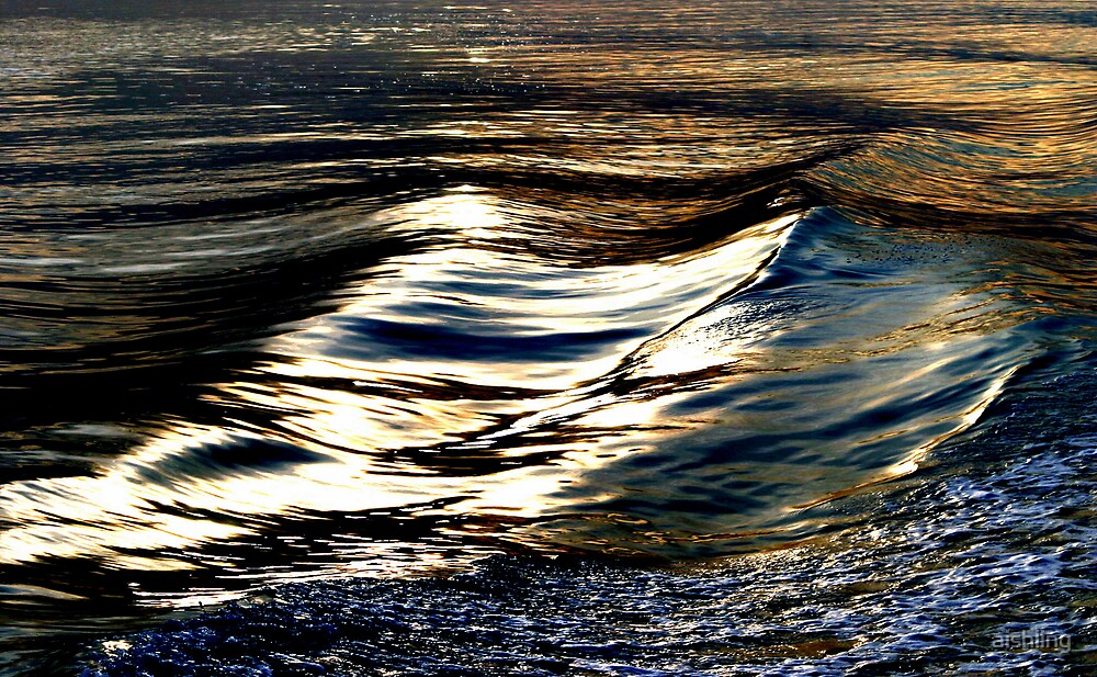 Venician Wave by aishling