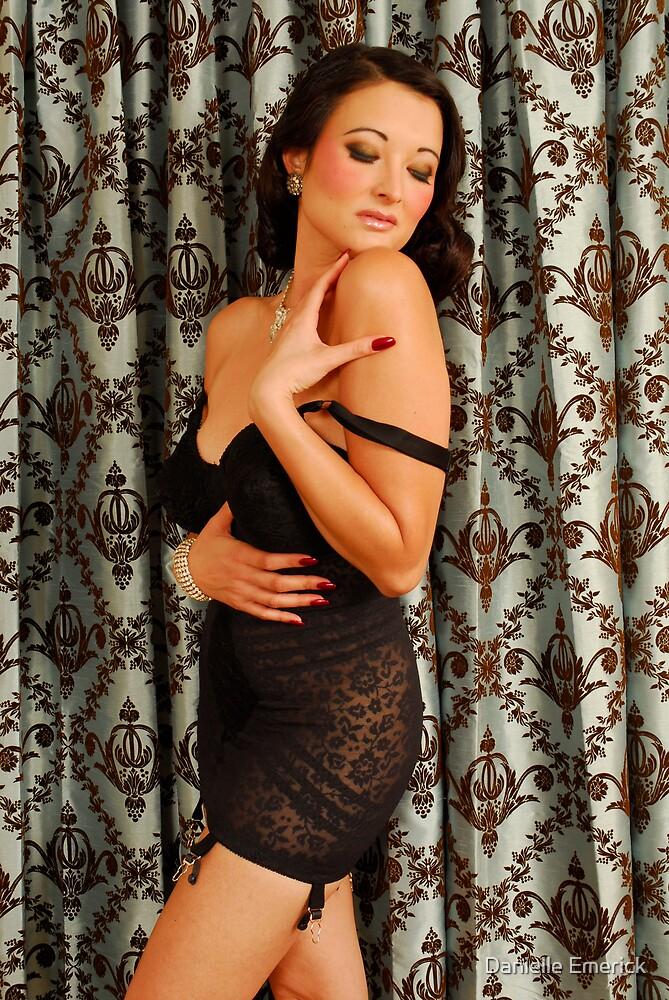 Lady Davinia by Danielle Emerick by Danielle Emerick
