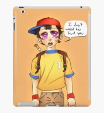 Ness Earthbound iPad Case/Skin