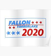 Fallon/Timberlake 2020 Poster