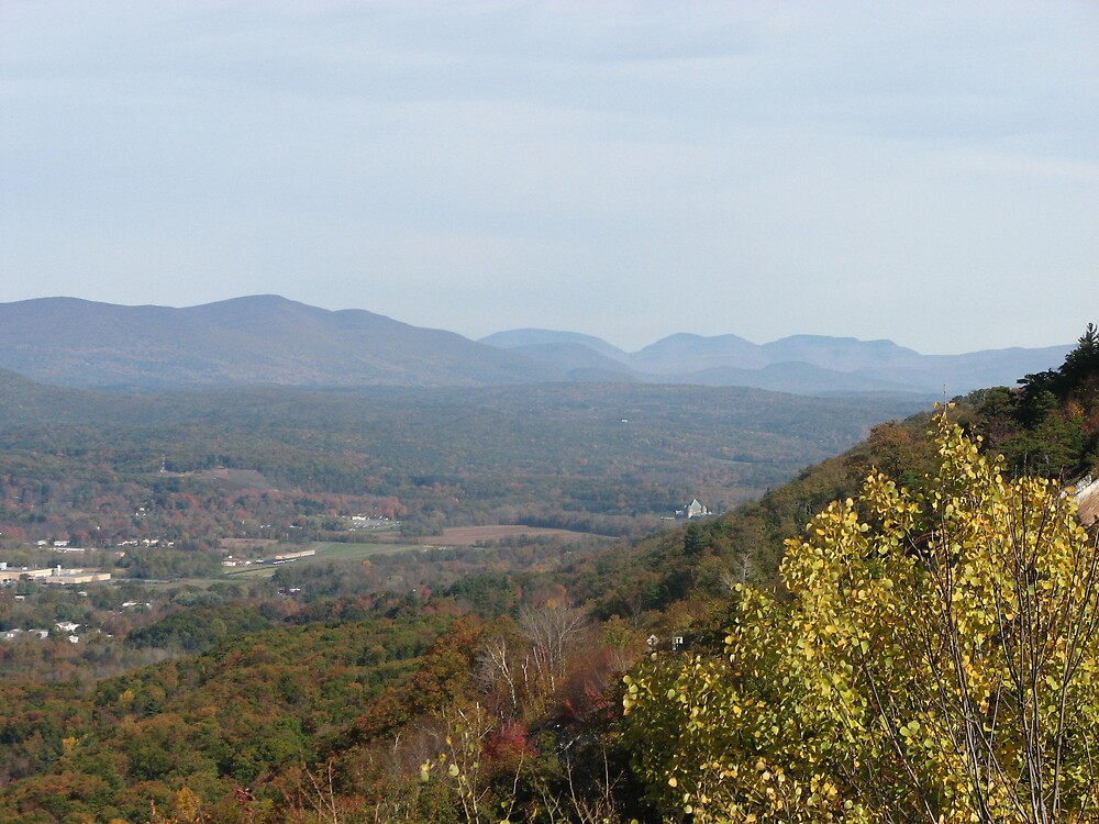 Catskill Mountains of NY by IndyLady