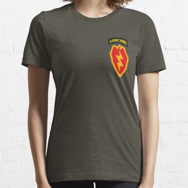 25th Infantry 4th BCT (Airborne) Essential T-Shirt