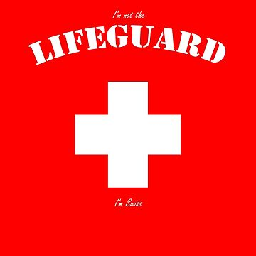 I'm not the Lifeguard by Hangagud
