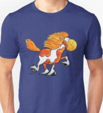 Funny Icelandic Horse Slim Fit T-Shirt