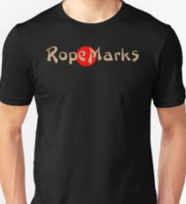 RopeMarks logo - for apparel Unisex T-Shirt