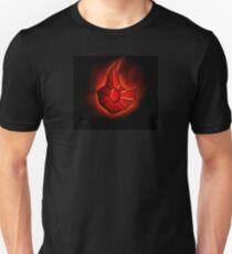 Crimson's Heart Unisex T-Shirt