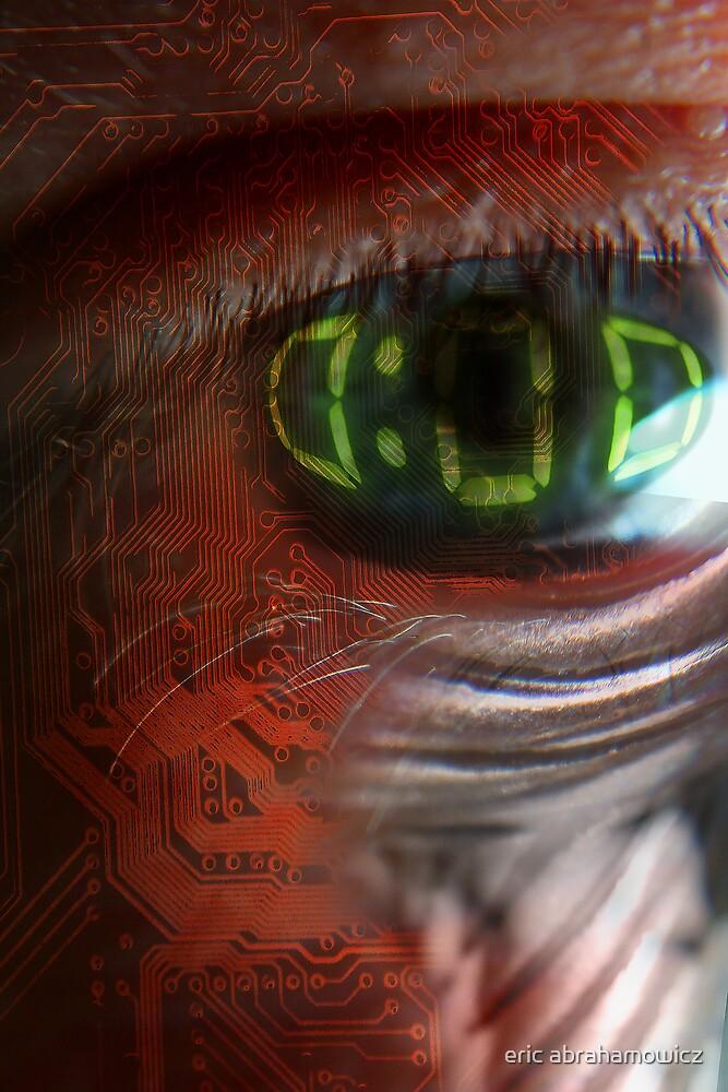 Cyberpunk. Machine in me by eric abrahamowicz
