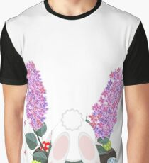 Working bunny Graphic T-Shirt