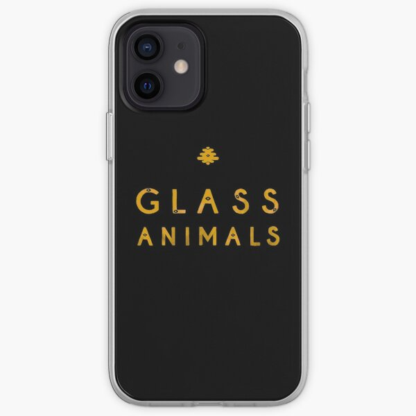 Glass Animals Yellow iPhone Soft Case