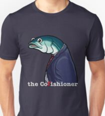 The Dollop: The Cofishioner Unisex T-Shirt