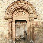 The Old Door. Herefordshire. UK by hans p olsen