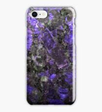Violet Fire Stone iPhone Case/Skin