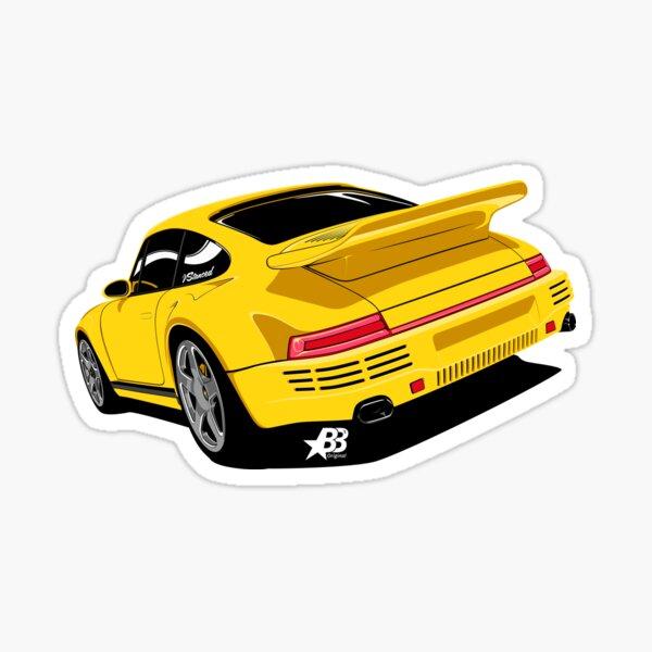 RUF CTR 2017 - Sticker Sticker