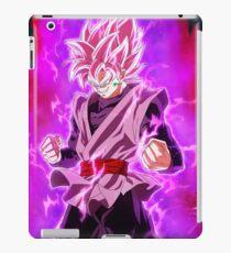 Black Goku Super Saiyan Rose iPad Case/Skin