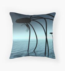 Farsights Teikiraki Throw Pillow