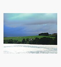 Storm clouds over Donegal, Ireland Photographic Print