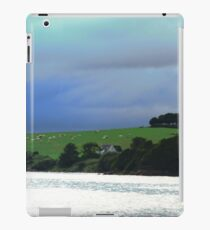 Storm clouds over Donegal, Ireland iPad Case/Skin