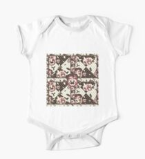 Pansy Square - Pink Kids Clothes