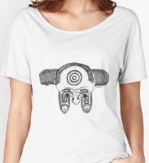 Bulls Eye Women's Relaxed Fit T-Shirt